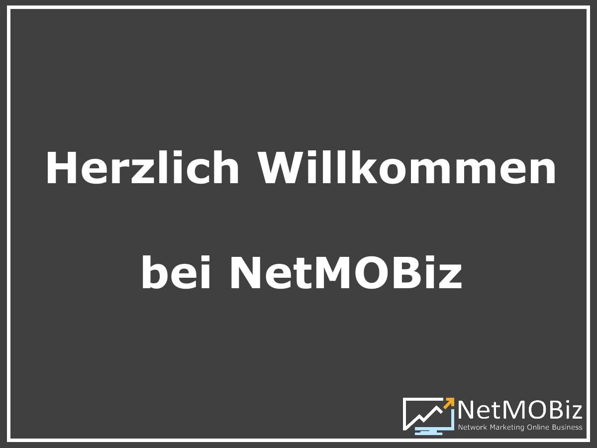 Herzlich Willkommen bei NetMOBiz
