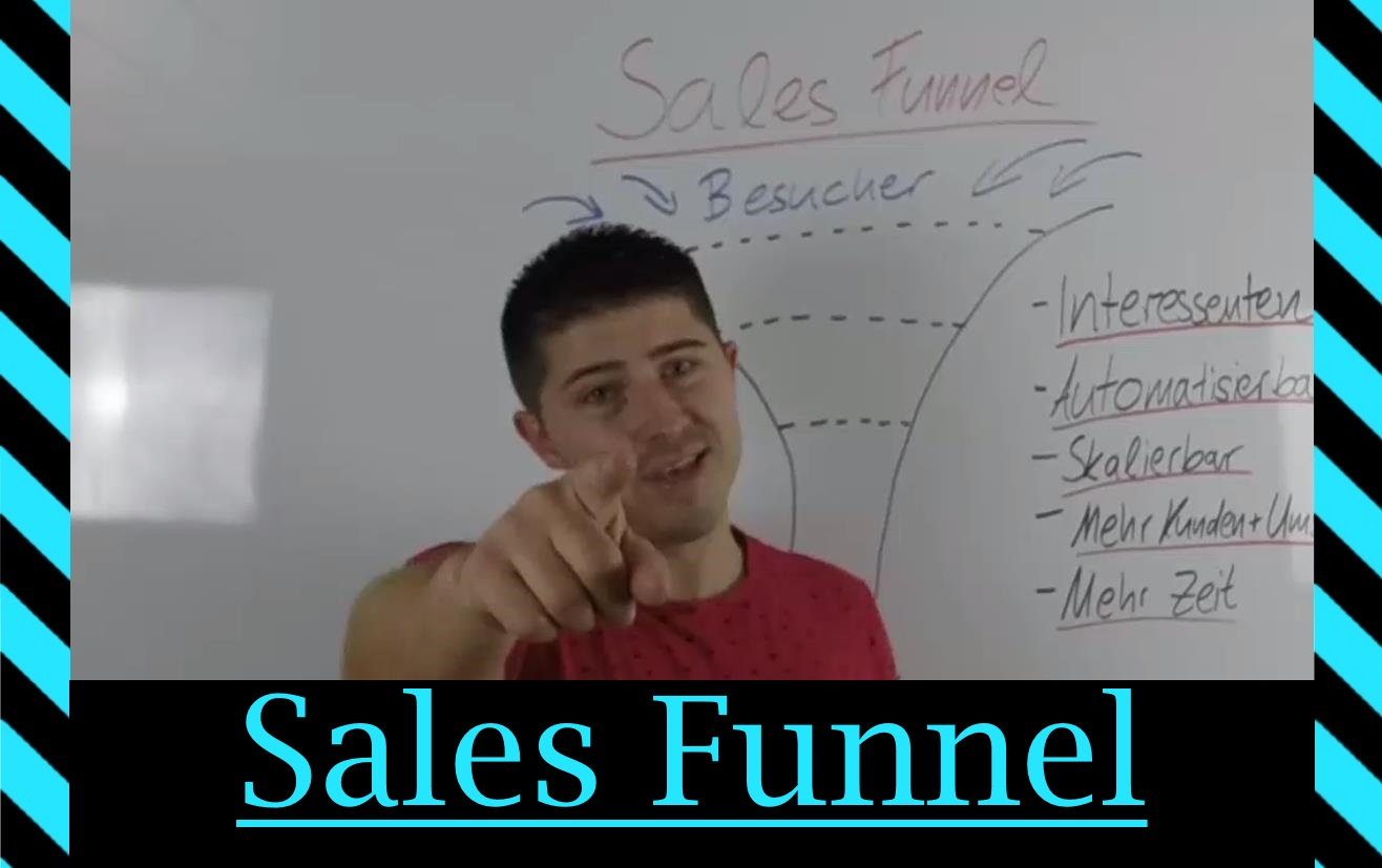 Sales Funnel Online