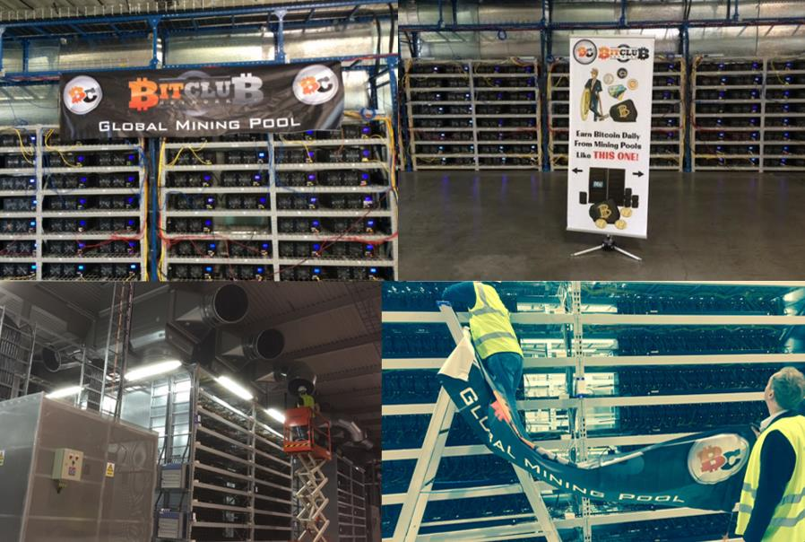 Bitclub Globaler Mining Pool