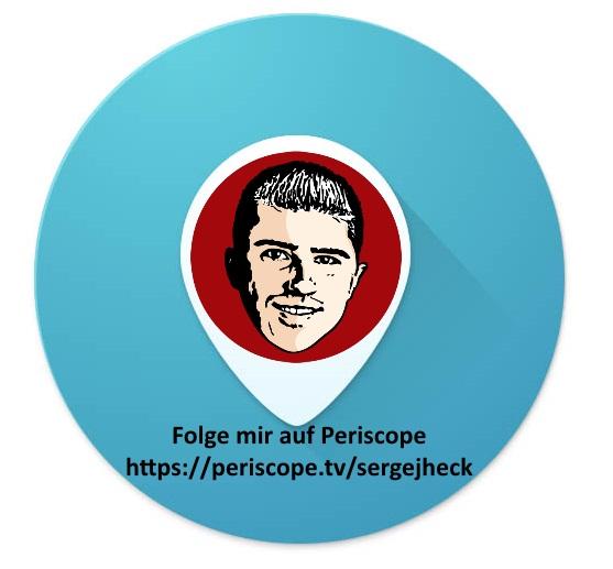 Periscope Sergej Heck