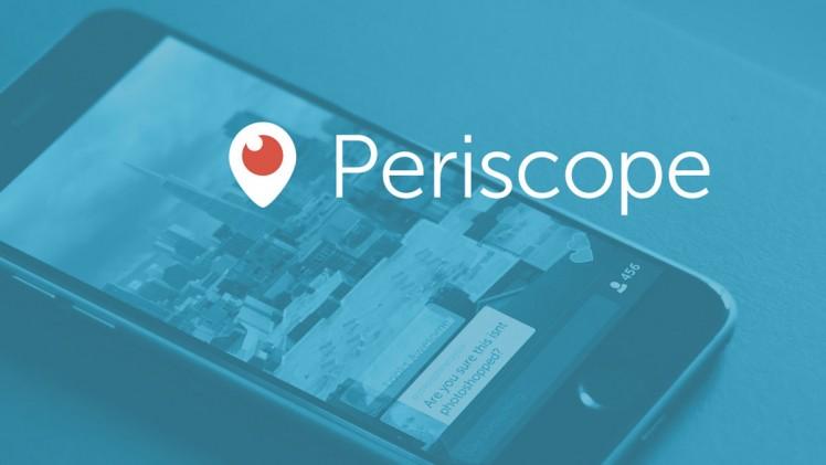 Periscope – Live Streaming App im Network Test