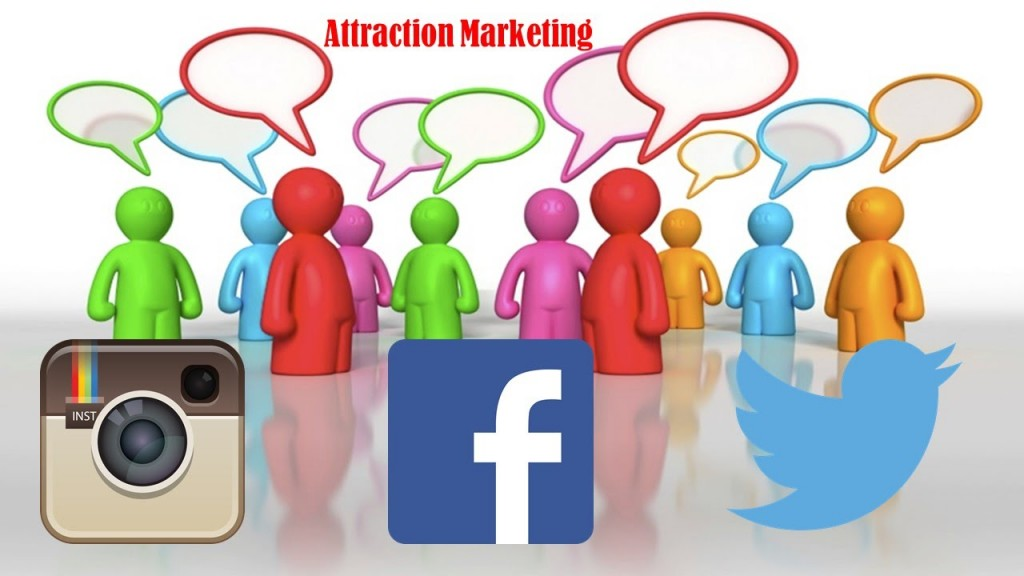 Attraction Marketing Techniken