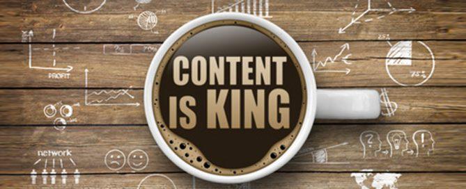 Content Marketing Strategie wird immer beliebter