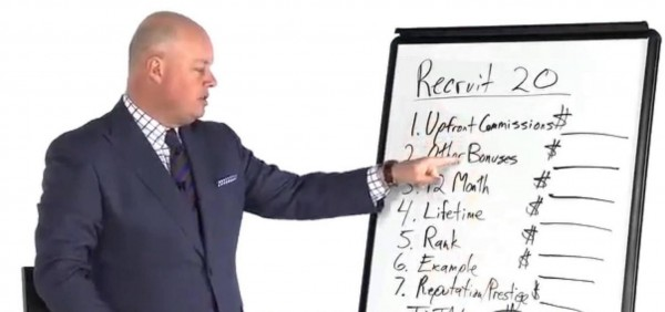 Eric Worre - Netzwerk Marketing Trainer