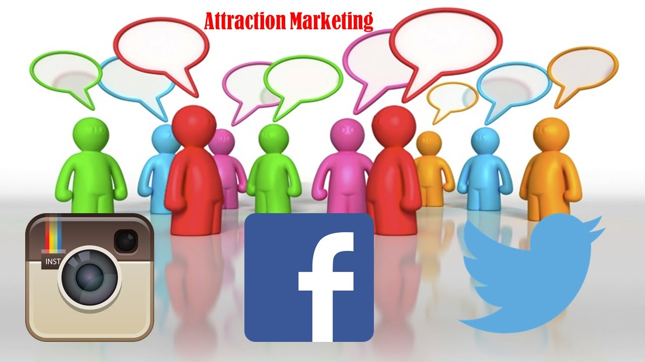 Attraction Marketing Techniken