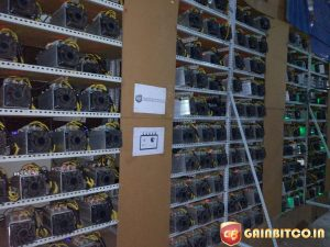 Gainbitcoin Mining Hardware Server