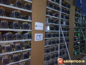 Gainbitcoin Mining Hardware Server